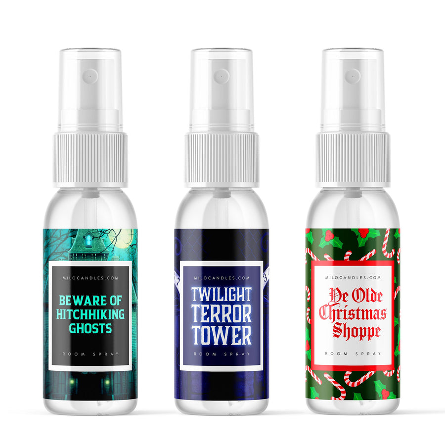 Festive Room Spray Bundle (3 For 2 Offer!)