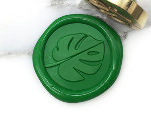 Emerald Green wick wax stick - misterrobinson