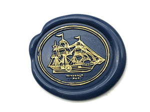 SS Savannah Steamboat Wax Seal - misterrobinson
