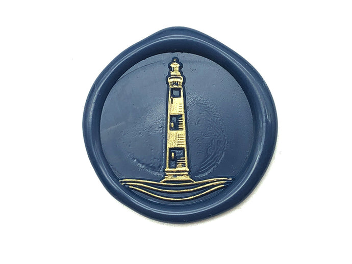 Lighthouse Wax Seal