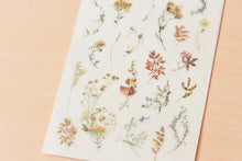 Load image into Gallery viewer, Wild Flowers Transfer Sticker - MU