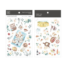 Load image into Gallery viewer, Summer Picnic Transfer Sticker - MU