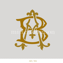 Load image into Gallery viewer, Digital Contemporary Monogram - misterrobinson