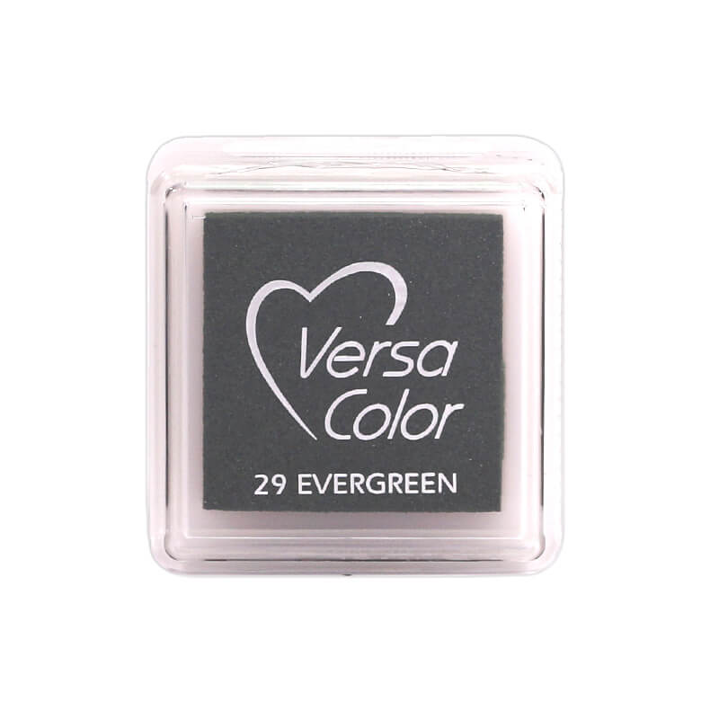 Evergreen Cube Ink Pad - Tsukineko
