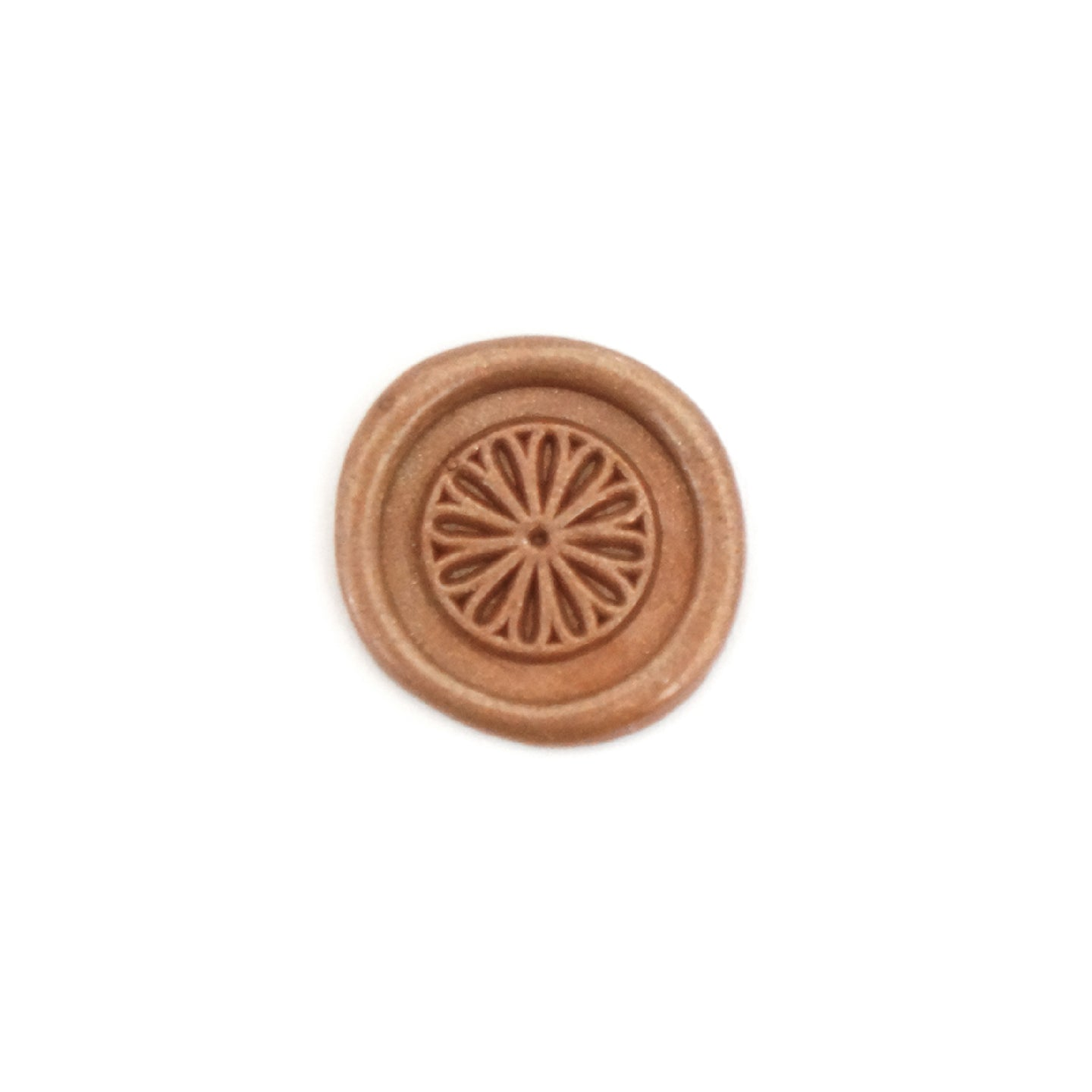 Chrysanthemum Mini Wax Seal