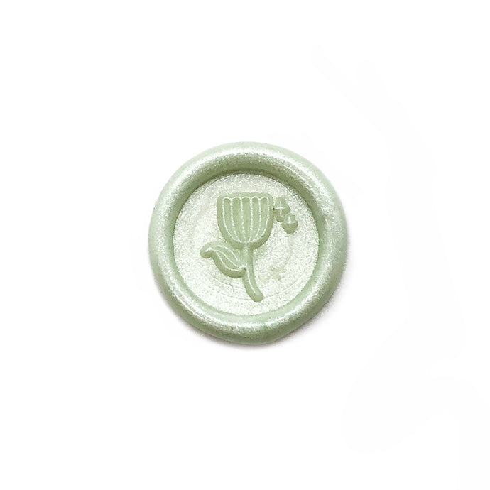 Flower Mini Wax Seal