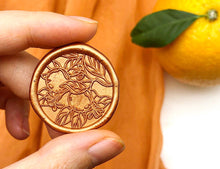 Load image into Gallery viewer, Orange Tree Wax Seal - misterrobinson