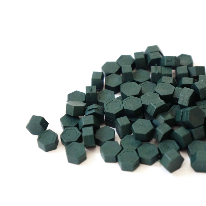 Seattle Pine Hexagon Wax Beads - Quick Melt Formula