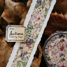 Load image into Gallery viewer, Autumn Washi Tape - OURS