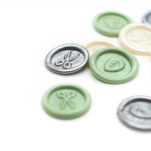 Harvest Mini Wax Seal Sticker Set