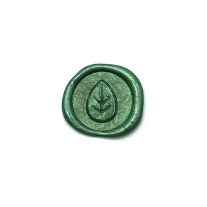 Leaf Mini Wax Seal