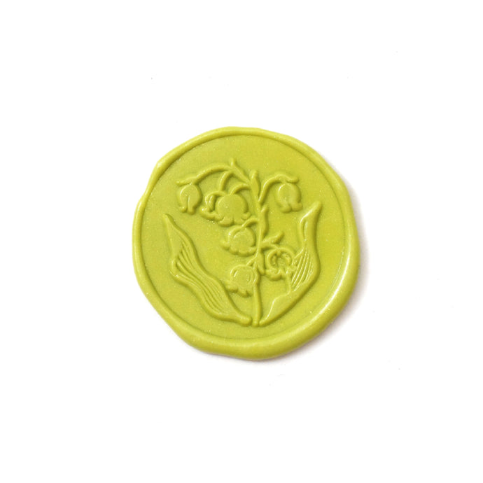 Lily of the Valley Wax Seal