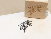 Load image into Gallery viewer, Magnolia Rubber Stamp