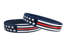 Load image into Gallery viewer, I Love America Wristband
