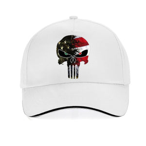 American Punisher Skull Hat