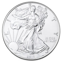 Load image into Gallery viewer, American Statue of Liberty Silver Plated Commemorative Coin