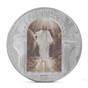 New Jesus Christ Silver Commemorative Coin