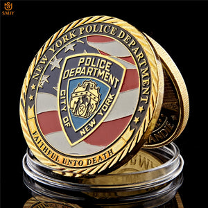 NYPD Coin