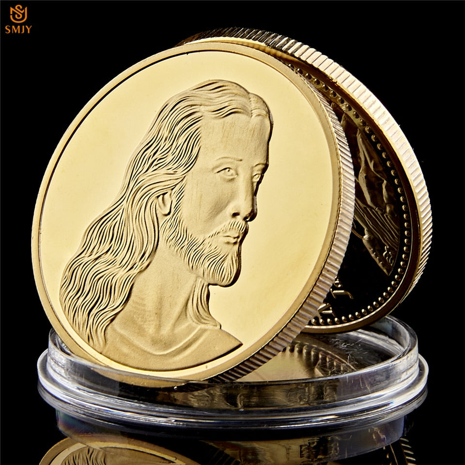 The Last Supper - Jesus Gold Coin