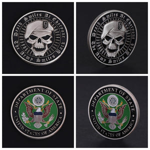 Commemorative Coin - U.S. Army Edition