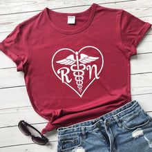 Load image into Gallery viewer, Registered Nurse T-shirt