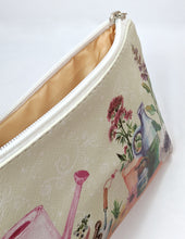 Load image into Gallery viewer, Enchanted Garden wristlet/pouch