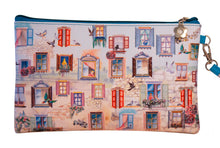 Load image into Gallery viewer, Windows of Summer wristlet/pouch
