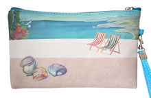 Load image into Gallery viewer, Beach Wristlet/Pouch - 50% off