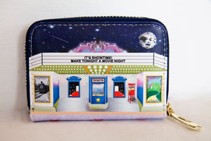 Night at the Movies Credit Card Holder