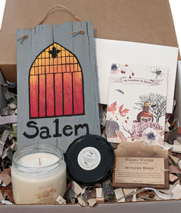 SALEM GIFT BOX - The Nocturnal Witch
