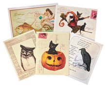 Load image into Gallery viewer, Wicked Cards - Printed in Salem - Bundle of 5