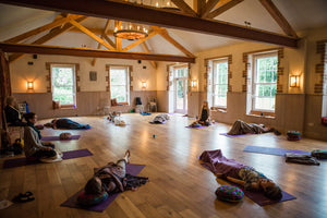 Weekend Mindfulness & Yoga Retreat - 4-6 June 2021