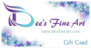 Dee's Fine Art Gift Card