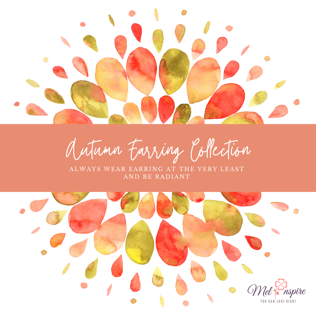 Autumn Earrings Collection