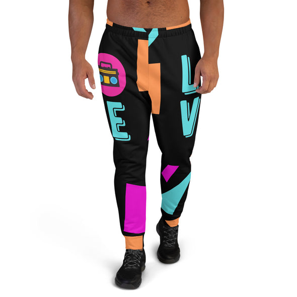 Retro Love Men's Joggers