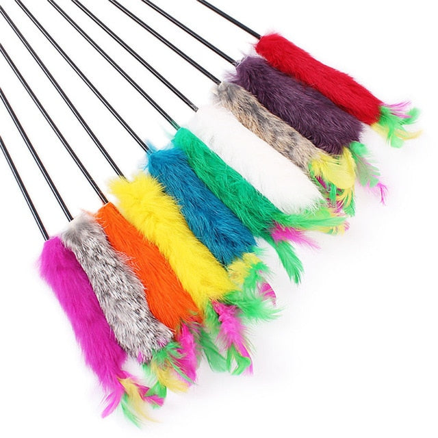 Feather Stick Toys