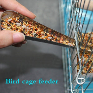 Bird Stainless Steel Feeder