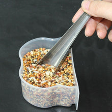 Load image into Gallery viewer, Bird Stainless Steel Feeder