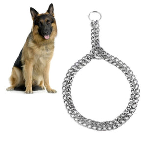 Stainless Steel Non-Slip Dog Collar