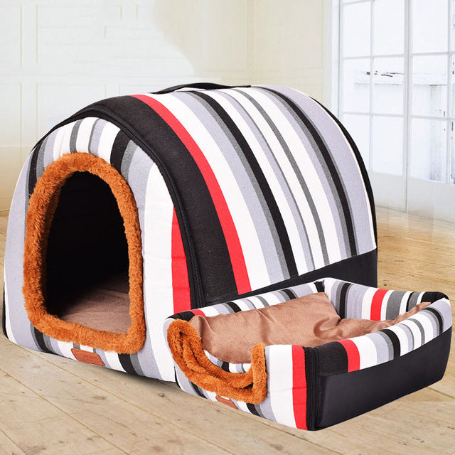 Foldable Travelling Pet House