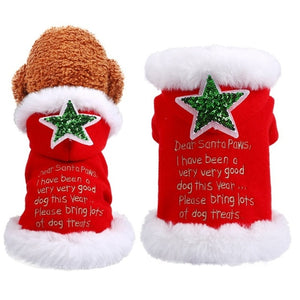 Holiday Dog Clothes