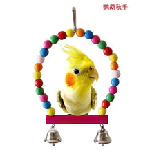 Load image into Gallery viewer, 5pcs  Bird Cage Toys