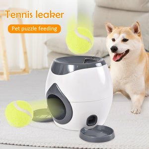 Dogs Interactive Tennis Ball Launcher