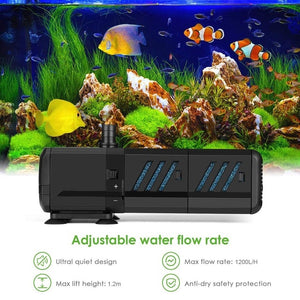 Submersible Aquarium Water Pump