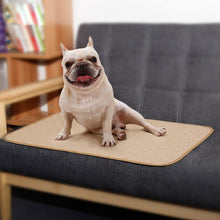Load image into Gallery viewer, Reusable Dog Diaper Mat
