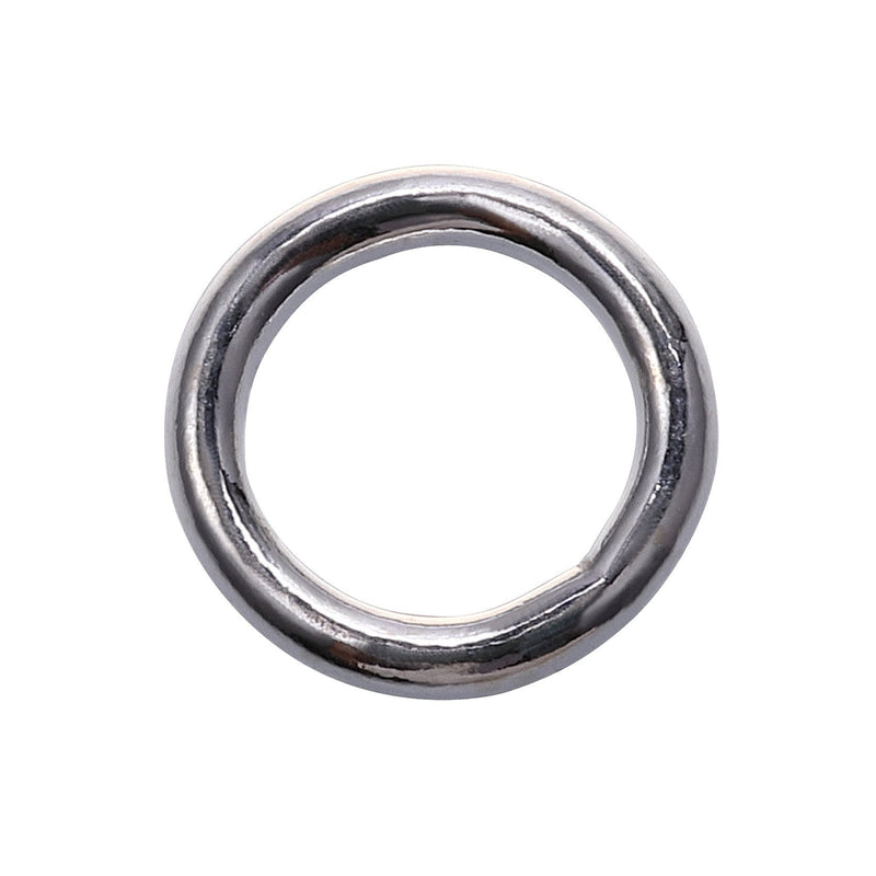 925 Sterling Silver Jump Ring Size 5mm 10 pcs