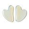 Opalite Gua Sha Massage Stone Tool Size 60x80mm Sold by Piece