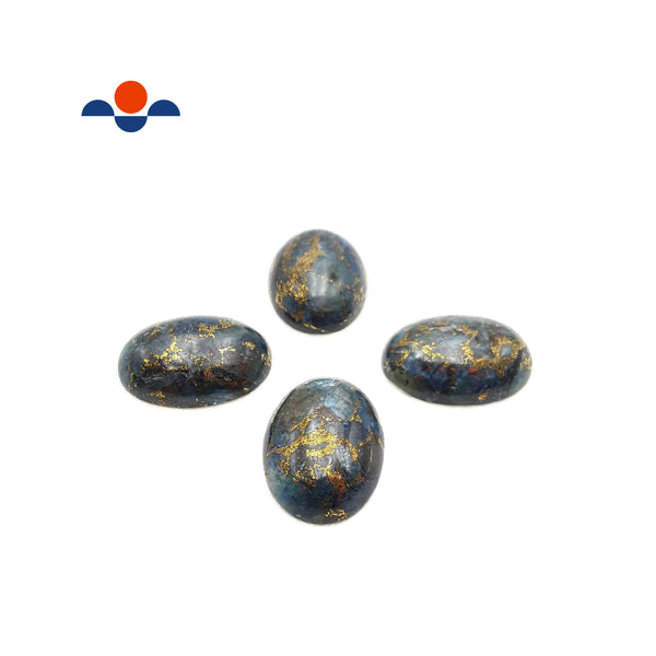 Kyanite Oval Cabochon Size 18x25mm Sold Per Piece