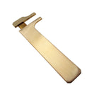 brass sliding gauge caliper millimeter bead measuring tool