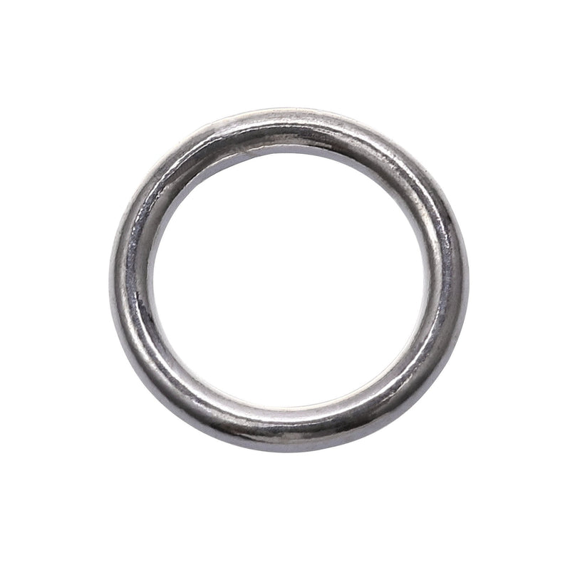 925 Sterling Silver Jump Ring Size 7mm 10pcs